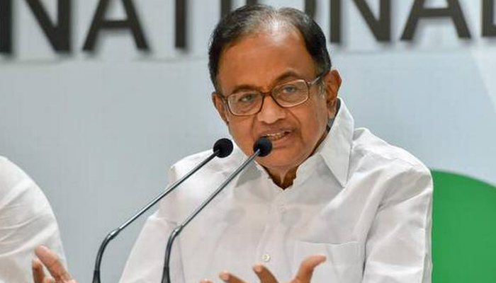 Why does Imran want Modi to continue as Indias PM, asks Chidambaram