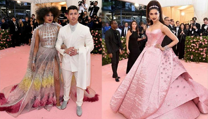 Oomph quotient gets high when celebs walk in style at MET Gala 2019