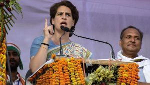 Insult of Dalit voices cannot be tolerated: Priyanka Gandhi Vadra