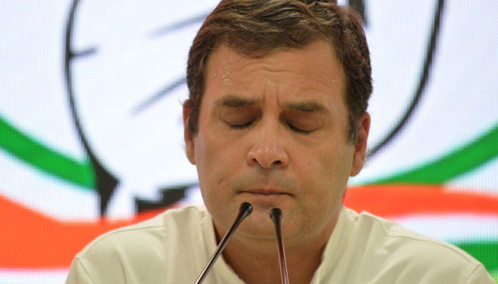 Congress crisis: Rahul Gandhi firm on resignation even as leaders rally around him