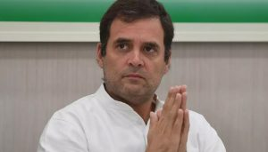 RaGa adamant to quit, party workers urge him to take back resignation