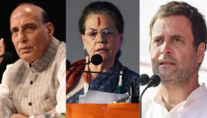5th phase on Monday: 51 Lok Sabha seats; Rajnath, Sonia, Rahul in fray