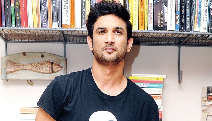 What is brewing between Sushant Singh Rajpoot and this actress?