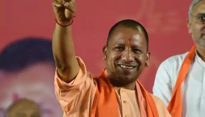 Adityanath among early voters to exercise franchise in UP