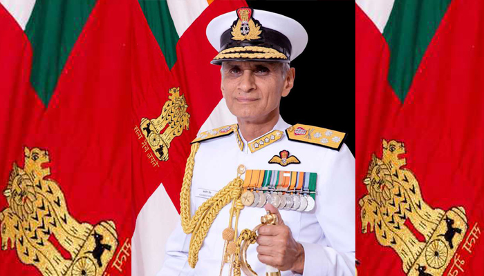 Admiral Karambir Singh takes charge as new chief of Naval Staff