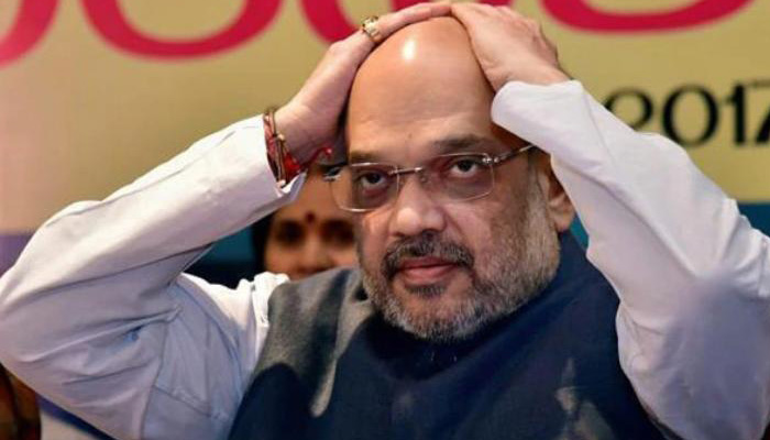 Amit Shah denied permission to hold rally in WBs Jadavpur