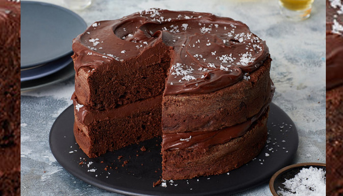 This variation of dark chocolate cake is all your sweet tooth needs