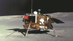 Chinese rover may help unlock secrets of Earth, Moon's evolution