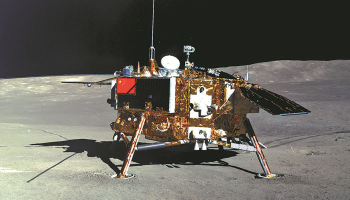 Chinese rover may help unlock secrets of Earth, Moons evolution
