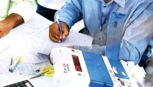 Counting of votes; Matching VVPAT slips likely to delay results by 3hrs