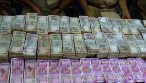 FIR against Bihar MP after cash recovery from hotel room