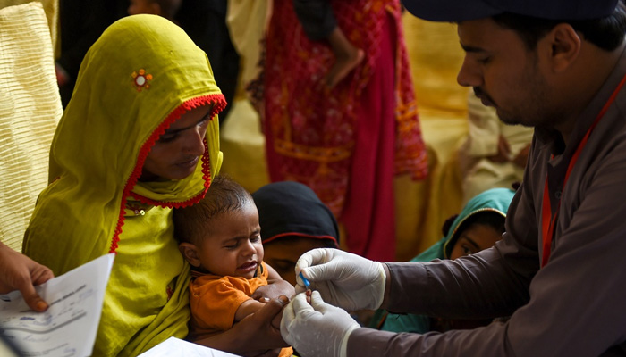 Pakistan seeks help from WHO to investigate HIV outbreak in Sindh