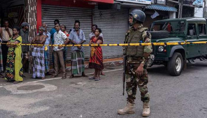 Lanka police lifts nationwide curfew, arrests 60 people for anti-Muslim riots