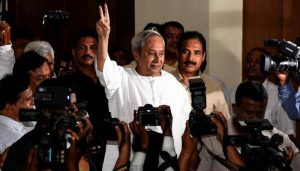 Naveen Patnaik becomes Odisha CM for 5th consecutive term