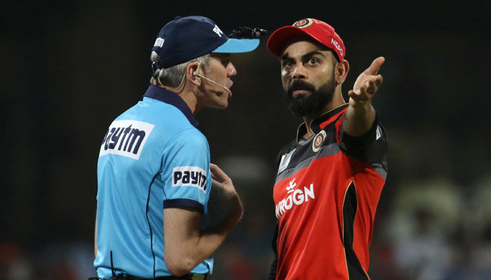Llong under BCCI scanner but unlikely to be removed from IPL final