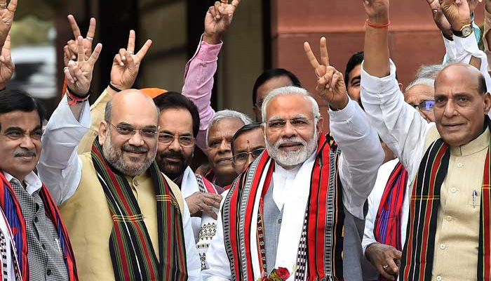 BJP must deal with these problems as it is set to begin its second term