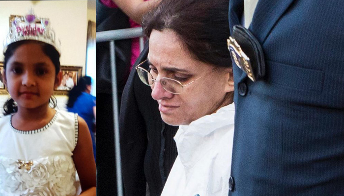 Indian-origin woman convicted of killing 9-yr old stepdaughter