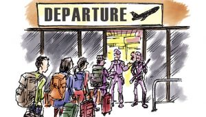 Nepalese going abroad via India to require NOC for immigration clearance