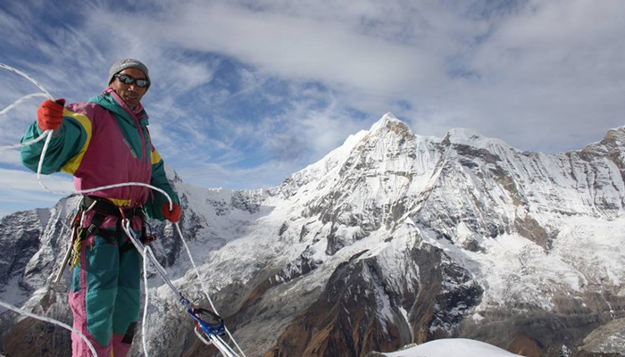 Nepali Sherpa guide climbs Mount Everest 24th time, breaks own record
