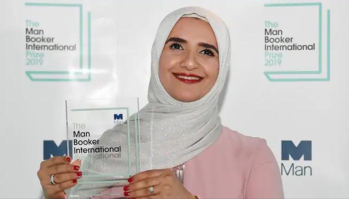 Omani writer becomes first Arabic author to win Man Booker literature prize