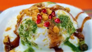 Craving for street-side foods? Try this Raj kachori at your place