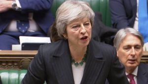 UK minister resigns Cabinet role as pressure builds on Theresa May