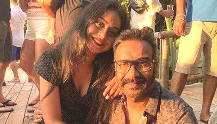 Father Ajay Devgn hits back at trolls for shaming daughter Nysa