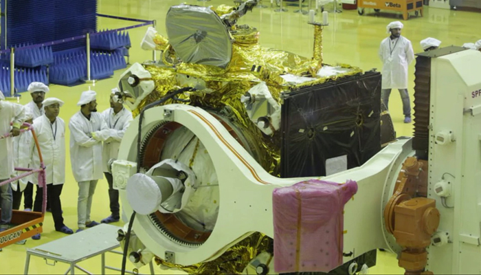 Mission to the moon: ISRO announces date to launch 'Chandrayaan-2'