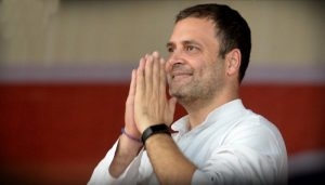Cong releases documentary on Rahul's interaction with migrants