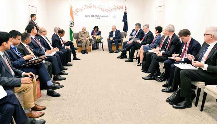 G20: PM Modis visit to Japan concludes with 6 bilaterals on last day