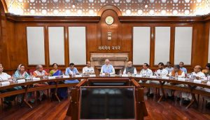Government announces constitution of various Cabinet panels