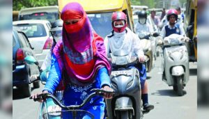 Weather mostly dry in UP; Etawah hottest at 41.4 degrees Celsius