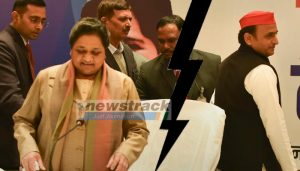 Mayawati ends alliance with SP, will contest all future polls on its own