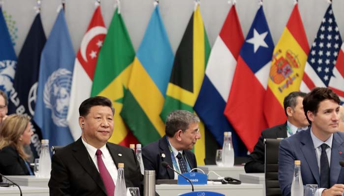 G20: Excluding US, 19 member countries recommit to Paris climate deal