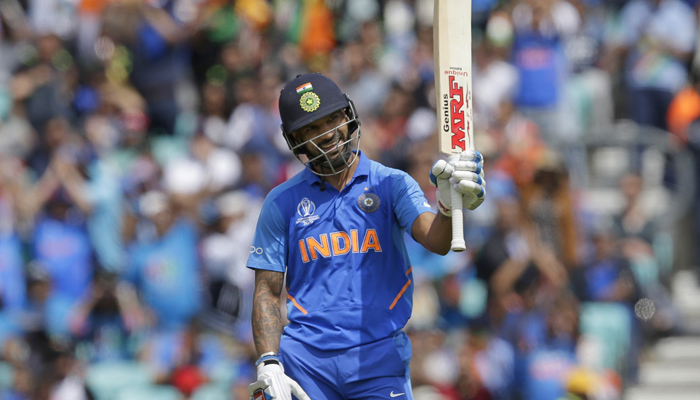 World Cup 2019: India posts massive total; Aus need 253 runs to win