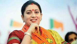 I got 3 lakh votes in Amethi in 2014 told me people needed help there: Irani