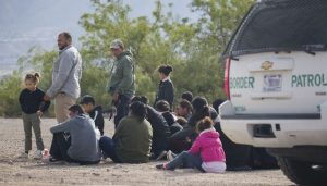 United States detained 144,000 migrants in May, up 32% since April