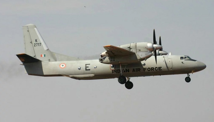AN-32 aircraft remains missing after 20 hrs with 13 on board