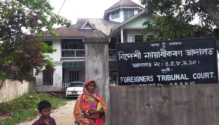 Centre to help Assam govt to set up 1,000 foreigners tribunals by July 31
