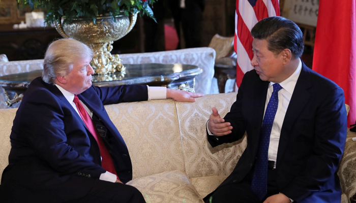 US accuses China of playing blame game in trade battle