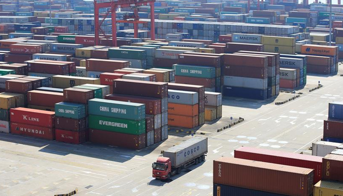 Chinas exports returned to growth in May despite higher U.S. tariffs
