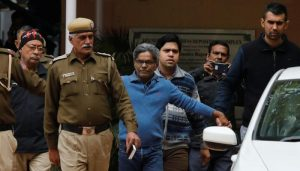 Chopper scam: SC stays HC order allowing Rajeev Saxena to go abroad