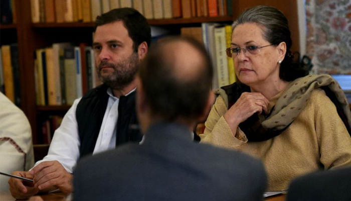 Cong strategises on key issues ahead of PM's meeting with party chiefs