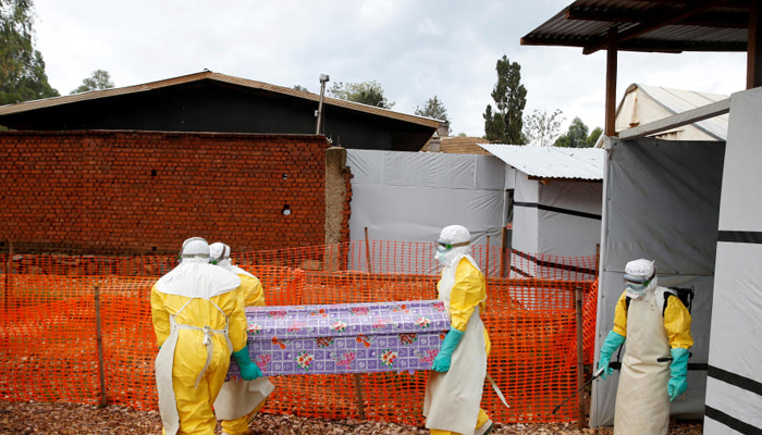 Five-year-old boy dies from Ebola in Uganda: health official