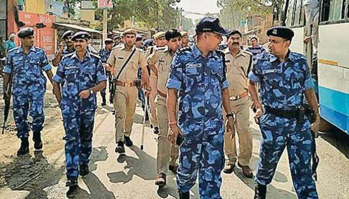 Force deployed in Aligarhs Tappal, day after town witnessed tense moments