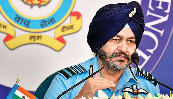 Pak always underestimated our national leadership: IAF chief