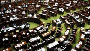 Cong raises Kashmir mediation issue in LS, demnads reply from PM