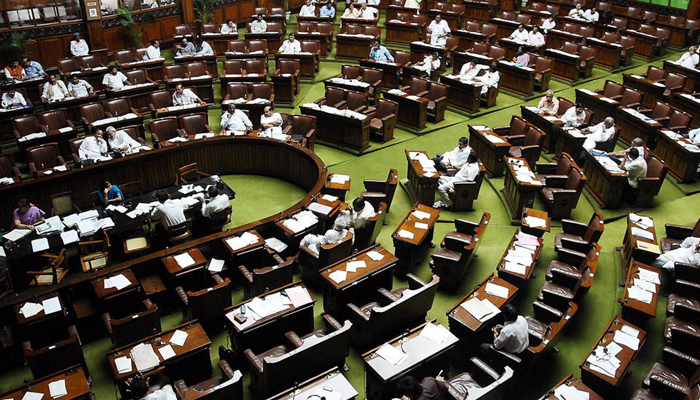 Oppn protests in LS over disinvestment of PSUs, electoral bond