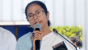 BJP trying to foil Sunday's rally: Mamata; FIR against Dilip Ghosh
