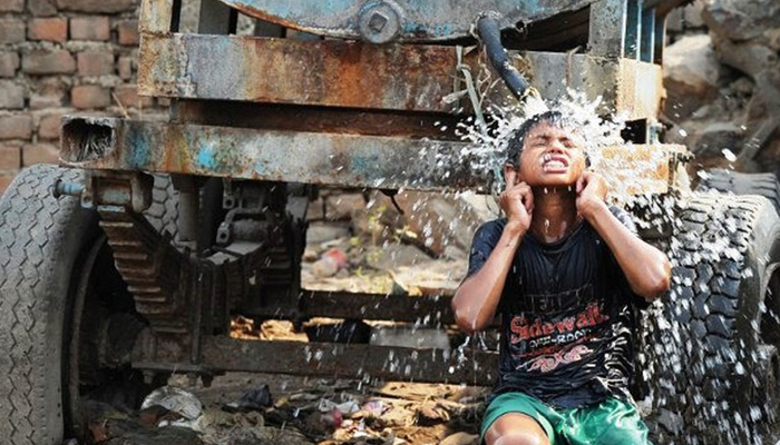 No let up in heatwave conditions in UP, Jhansi sizzles at 45.2 deg Celsius